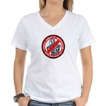 FBI WMD Unit Women's V-Neck T-Shirt