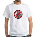 FBI WMD Unit White T-Shirt