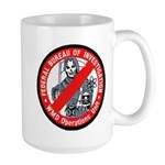 FBI WMD Unit Large Mug