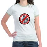 FBI WMD Unit Jr. Ringer T-Shirt