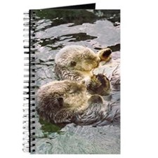 Sea Otter Love Journal