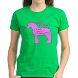 Ride a Draft! Horse Tee