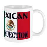 Mexican by Injection Small Mug