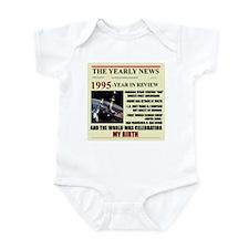 born in 1995 birthday gift Onesie