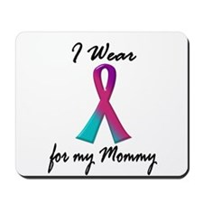 Thyroid Ribbon 1 (Mommy) Mousepad