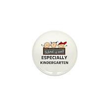 Kindergarten is Cool Mini Button (10 pack)