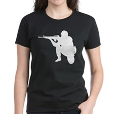 Soldier. LEFT-Facing. Tee