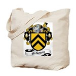McLannahan Family Crest Tote Bag