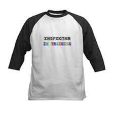 Inspector In Training Tee