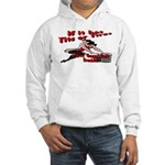 Tits Or Tires Hooded Sweatshirt
