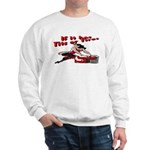 Tits Or Tires Sweatshirt