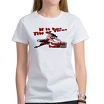 Tits Or Tires Women's T-Shirt