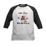 Gone Buggy 5th Birthday Tee