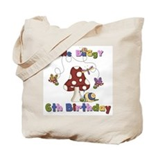 Gone Buggy 6th Birthday Tote Bag