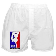 B-BOY ASSOCIATION Boxer Shorts