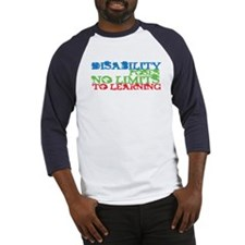 Disability No Limits Baseball Jersey
