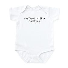 Gastonia - Anything goes Infant Bodysuit