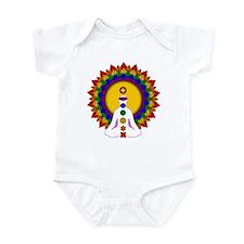 Spiritually Enlightened Infant Bodysuit