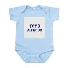 Feed Alfredo Infant Creeper