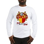 Meiklejohn Family Crest Long Sleeve T-Shirt