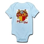 Meiklejohn Family Crest Infant Creeper