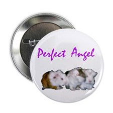 "Little Soli's Angels 2.25"" Button (100 pack)"