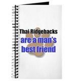 Thai Ridgebacks man's best friend Journal