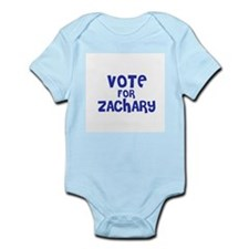 Vote for Zachary Infant Creeper