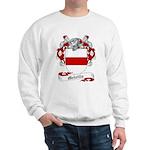 Melville Family Crest Sweatshirt
