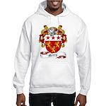Merry Family Crest Hooded Sweatshirt
