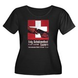 Women's Plus Size 1939 Swiss Health Fair T-Shirt