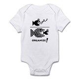Organize Fish Infant Bodysuit