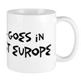 South-East Europe - Anything Mug