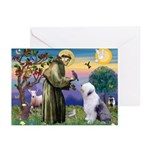 ST. FRANCIS + OES Greeting Cards (Pk of 20)