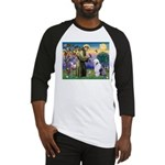 ST. FRANCIS + OES Baseball Jersey