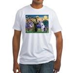 ST. FRANCIS + OES Fitted T-Shirt