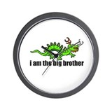 Dragon Big Brother Wall Clock