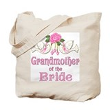 Dove & Rose - Grandmother of Bride Tote Bag