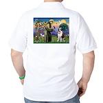 St. Francis/ St. Bernard Golf Shirt