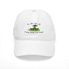 FROG Fully Rely on God Baseball Cap