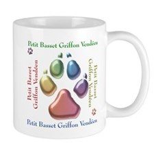 PBGV Name2 Mug