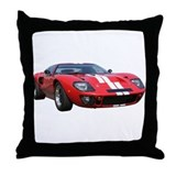 Cute Historical Throw Pillow