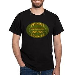 Joes Bar Dark T-Shirt