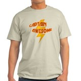 Captain Awesome (Men's T-Shirt)