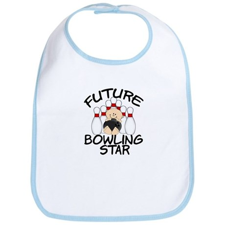 Future Bowling Star Bib