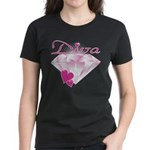 Diva Women's Dark T-Shirt