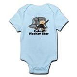 Future Hockey Star Infant Bodysuit