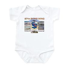 97th - Blytheville AFB Infant Bodysuit