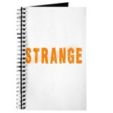 Strange (Orange) Journal