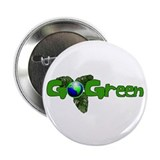 "Go Green 2 2.25"" Button (10 pack)"